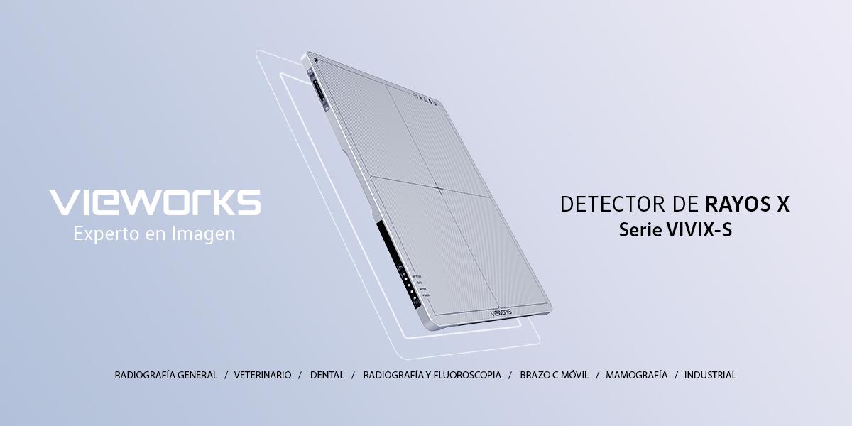 detectores de rayos x digital